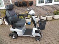 Quingo Vitess 8mph mobility scooter