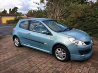 Renault Clio 07 limited edition body kit twin exhausts, low mileage, great first car
