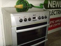 Beko 60cm Cooker Excellent Condition, Delivery and Install Available