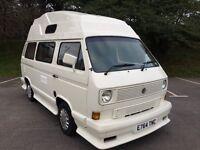 Volkswagen. T25 campervan