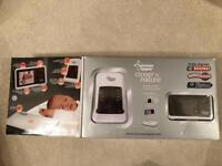 Tommee Tippee Closer to Nature Digital Video & Movement Monitor