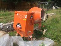 Belle 100XT diesel mixer