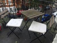 Garden furniture IKEA