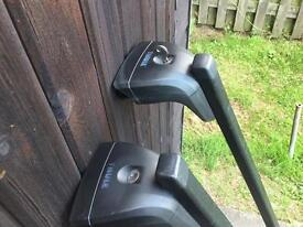 Vauxhall vectra c signium roofbars by Thule PRICE DROP