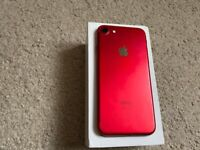 Apple iPhone 7 Red products 128GB unlocked