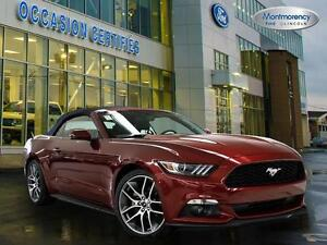 2016 Ford Mustang EcoBoost Premium GPS