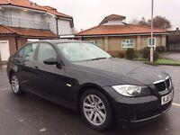 2007 BMW 320i at 78k miles - iDrive - Nice Family Car Full BMW Service History 2 keys All Documents