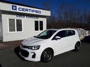2017 Chevrolet Sonic LT ($107.35 Biweekly) Turbo