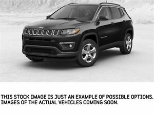 2017 Jeep Compass NewCar North|4x4|Cld.Wthr.,Pop.Eqt.,Pkgs|PanoS