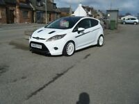 FORD FIESTA 1.6 ZETEC S 62K FSH SMART RELIABLE CAR NO SWAPZ