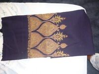 ladies indian shawl stole