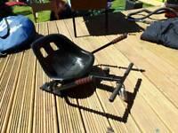 Iscoot Segway hoverboard gokart