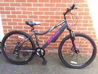 Ladies mountain bike BOSS Pulse 16inch frame