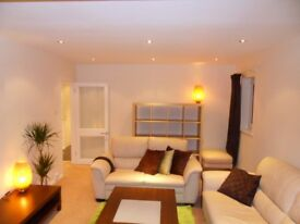 2 Bed, 1 bath, furnished, 2nd floor Flat, St Albans, Avenue Road, garage, parking, balcony