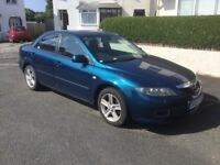 Mazda 6 2005 plate, genuine low mileage, very good condition inside and out.