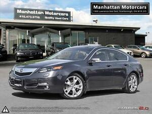 2013 ACURA TL ELITE PKG SH-AWD |NAV|CAMERA|PADDLESHIFT|BLINDSPOT