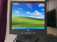 """17"""" monitor Dell"""