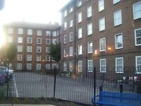 Newly decorated 3/4 double bed apartment close to Brick Lane and Commercial Street