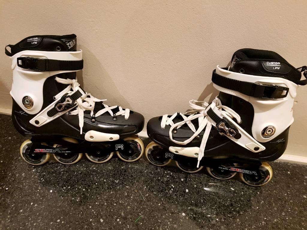 cb03ecf7e4 Seba FR1 80 Freestyle inline skates
