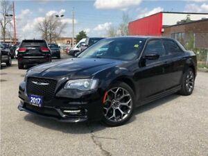 2017 Chrysler 300 S**LEATHER**SUNROOF**8.4 TOUCHSCREEN**NAV**