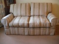 "LAURA ASHLEY Large 2 Seater (seats 3) Sofa, ""As New"" condition"