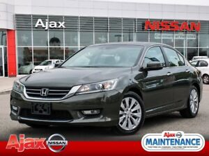 2013 Honda Accord EX-L*Leather*Sunroof*Heated Seats*Bluetooth
