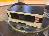 Brother MFC_J4620DW Wireless Ink Jet Printer - Excellent Condition, hardly used.