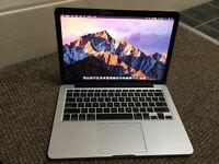 "Immaculate MacBook Pro Retina 13"" 2.4Ghz i5 / 8GB RAM / 256GB SSD Late 2013"
