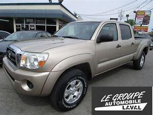 2006 Toyota Tacoma SR5, 4X4, DOUBLE CAB, 229000KM, A-1