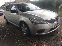 Kia Cee'd Diesel 1.6 - £30 Road Tax