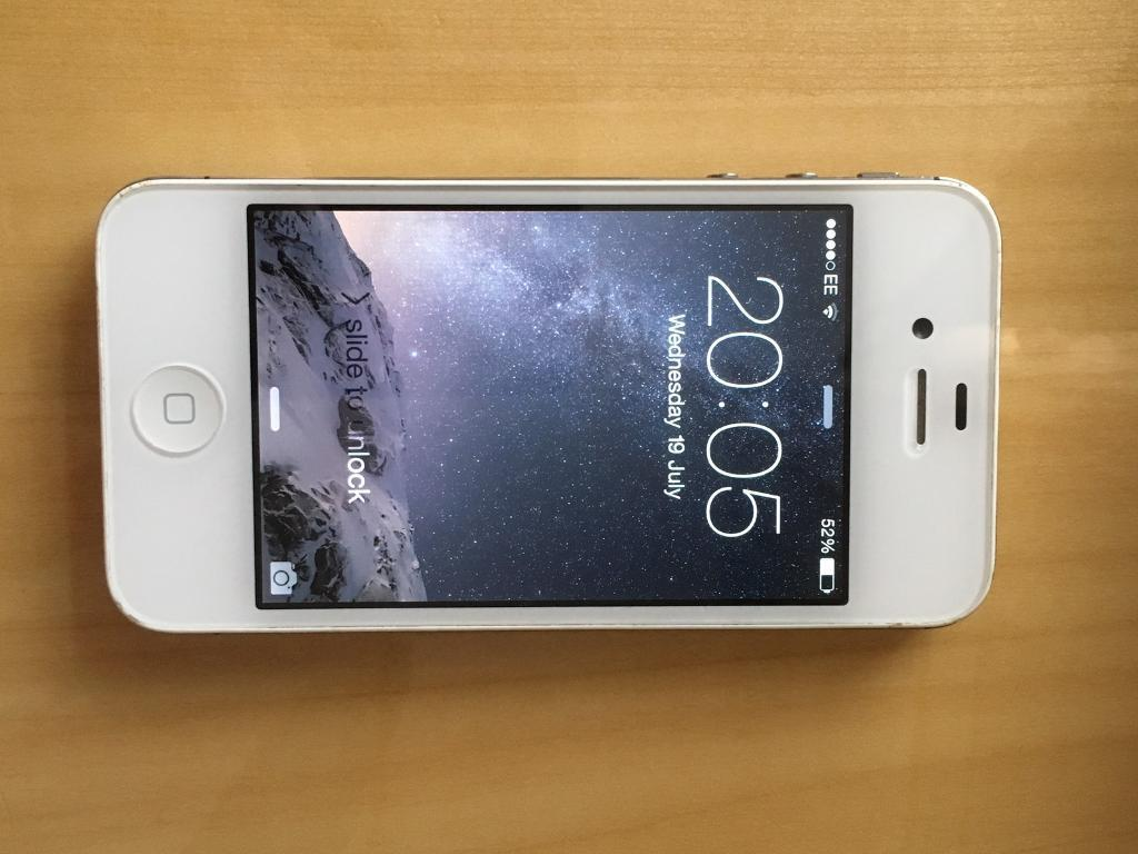 iPhone 4S EEVirgin Good conditionin Luton, BedfordshireGumtree - iPhone 4S EE Network very good condition, fully working, no accessories but will be charged Can deliver £55