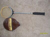 Vintage Squash Racket – Astral