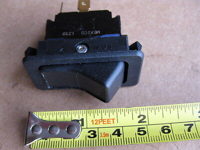 Eaton 3 Position Rocker Switch 2 Pole Off-on-on Off-off-momentary On Startign