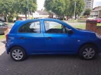 Nissan Micra Visia (low Millage) Cheap (sold)