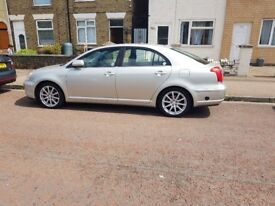 Toyota avensis t4 patrol and lpg for sale