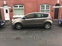 BARGAIN Nissan Note 1.4 petrol 2007 MOT & taxed in perfect working order cheapest on gumtree £895