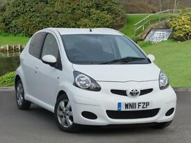 TOYOTA AYGO MOVE 5DR