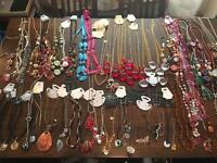 Necklaces large collection NEW