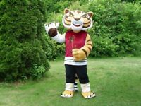 Tigress Adult Mascot Costume £60