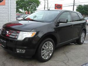2010 Ford Edge Limited AWD *Nav / PanoRoof / Leather*
