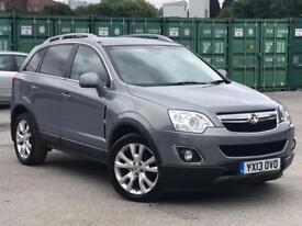 Vauxhall Antara 2.2 CDTi SE AWD (s/s) 5dr (Nav)