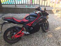 Project/ non runner Motorbike. Megelli 125r