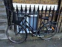 Gazelle Bike - great for gentle cycling and reliability, very comfy