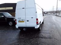 FORD TRANSIT 2008, Very Good Condition, NO VAT! 1 Year MOT!