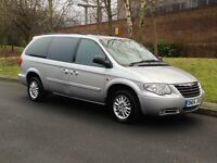 2004 Chrysler Grand Voyager 2.8 CRD LX 5dr MPV Diesel Auto 7 Seater P/X Welcome