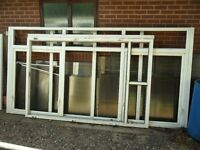 Conservatory frame parts & ALL important fittings COMPLETE - PICTURES show detail - sell £750