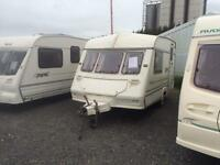 2 BERTH ACE DIPLOMAT WITH END KITCHEN AND EXTRAS MORE IN STOCK AND WE CAN DELIVER PLZ VIEW