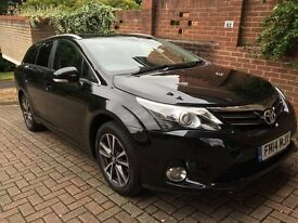 2014 Toyota Avensis 1.8 Icon Business Edition Multi-Drive S *AUTOMATIC/LEATHERS/SatNav/Apps Google