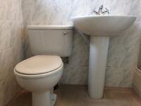 Complete Shower Room Suite