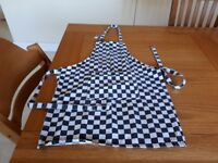 Kitchen apron. Get your little one cooking alongside you.